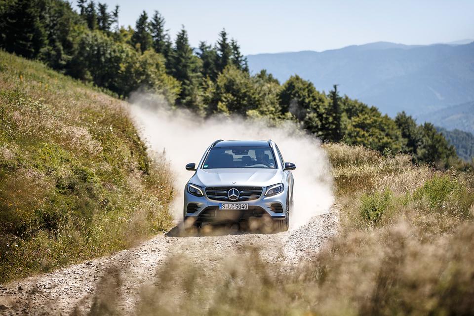 Кому и почему понравится преемник кроссовера Mercedes-Benz GLK. Фото 4