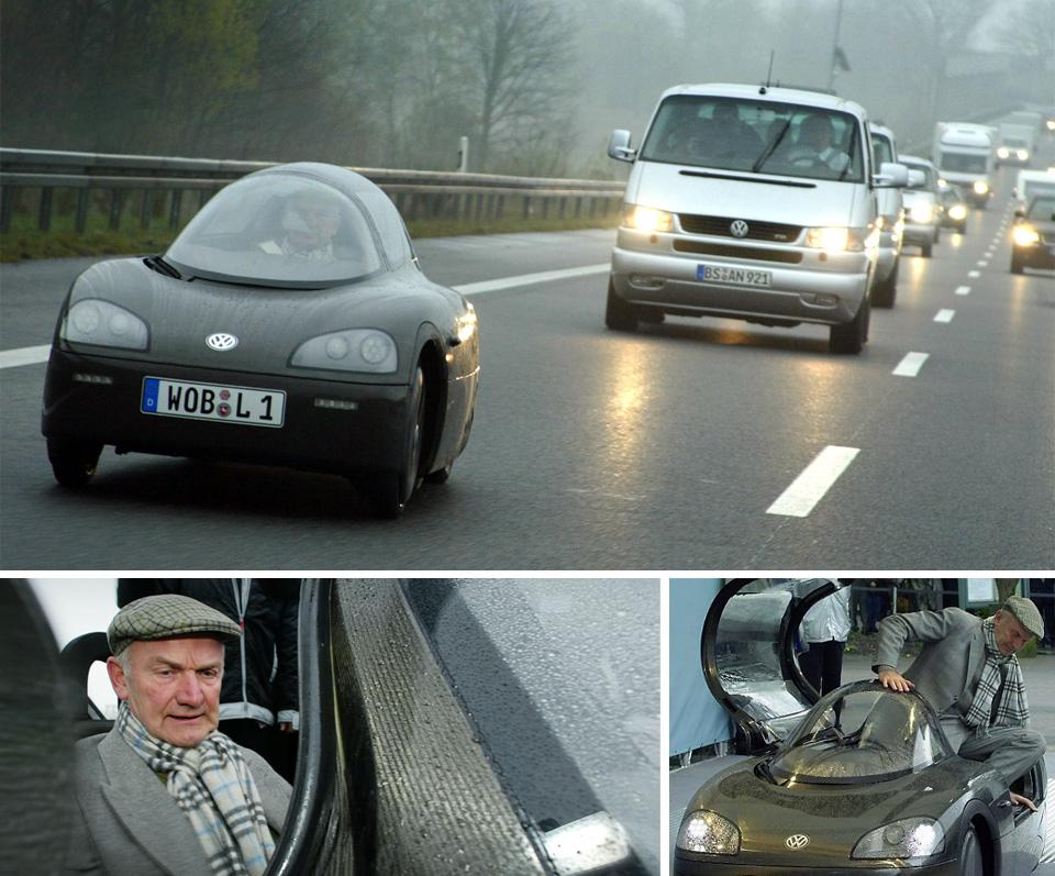 Один день в компании самого редкого автомобиля Volkswagen. Фото 3