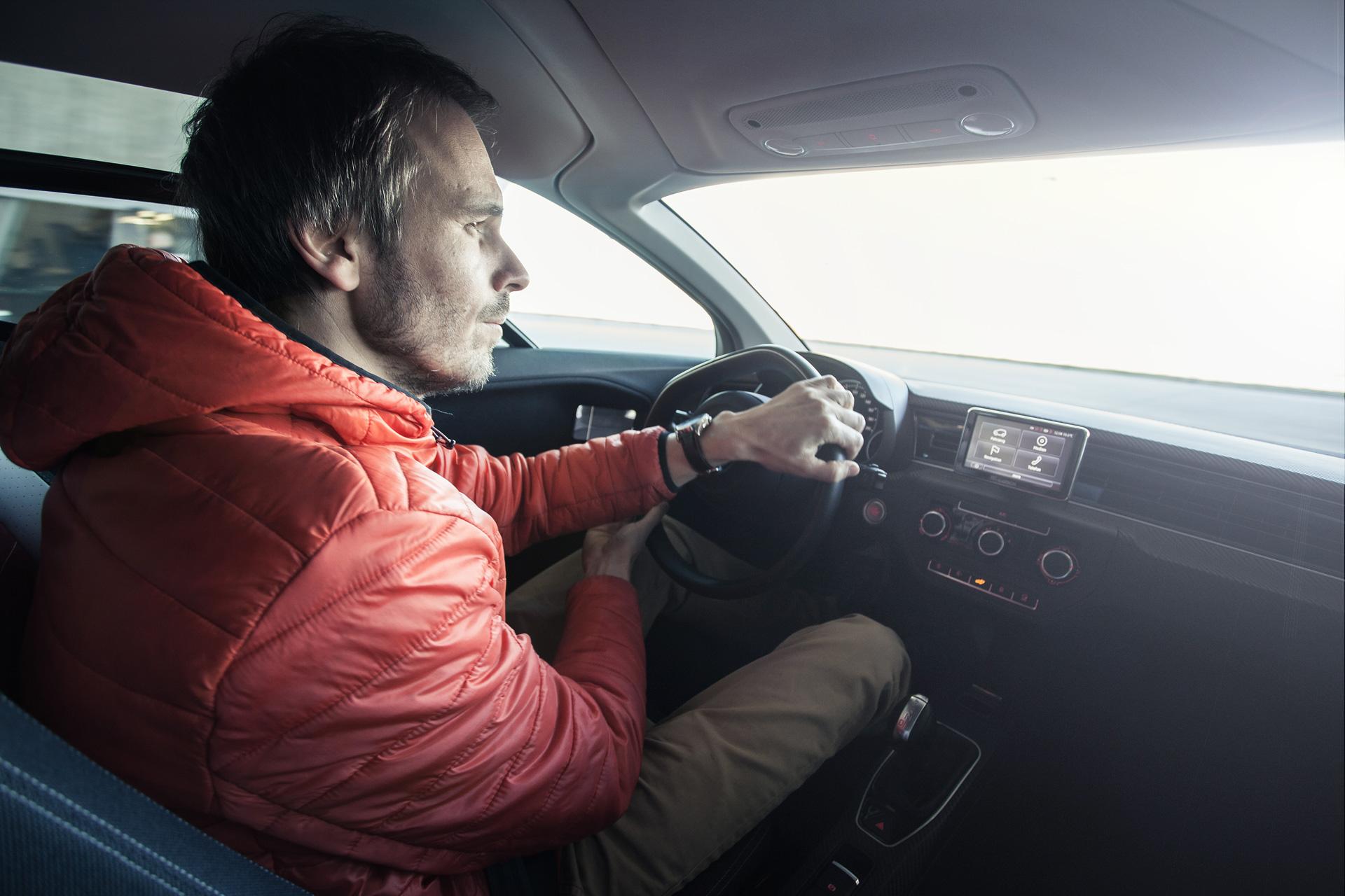 Один день в компании самого редкого автомобиля Volkswagen. Фото 10