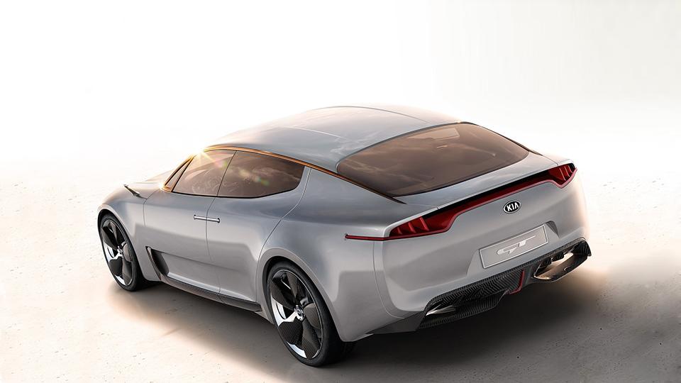 Kia обновит концепт-кар четырехлетней давности
