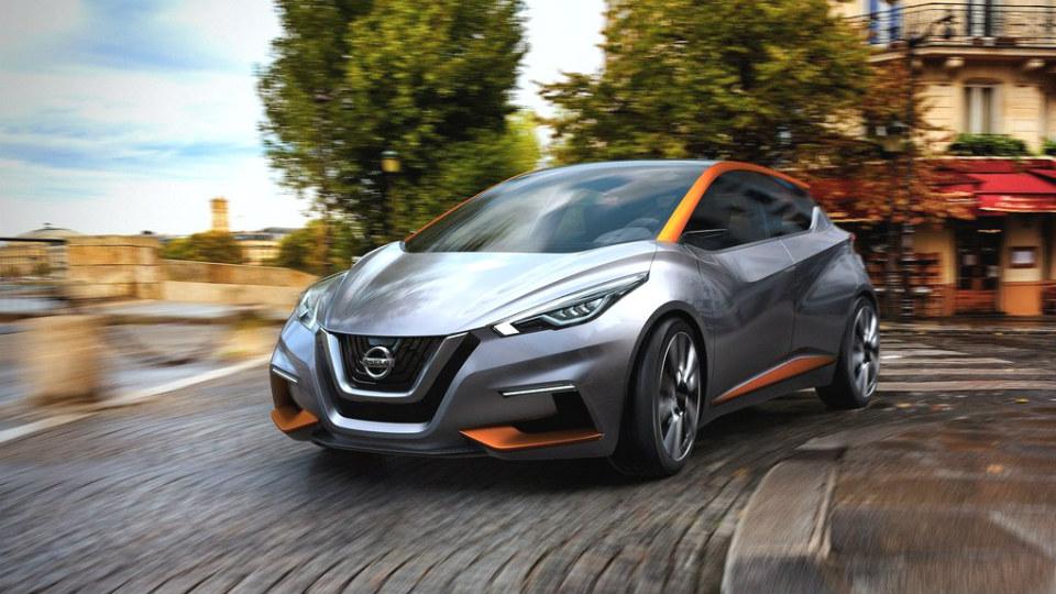 Nissan сделает следующую «Микру» больше и качественней