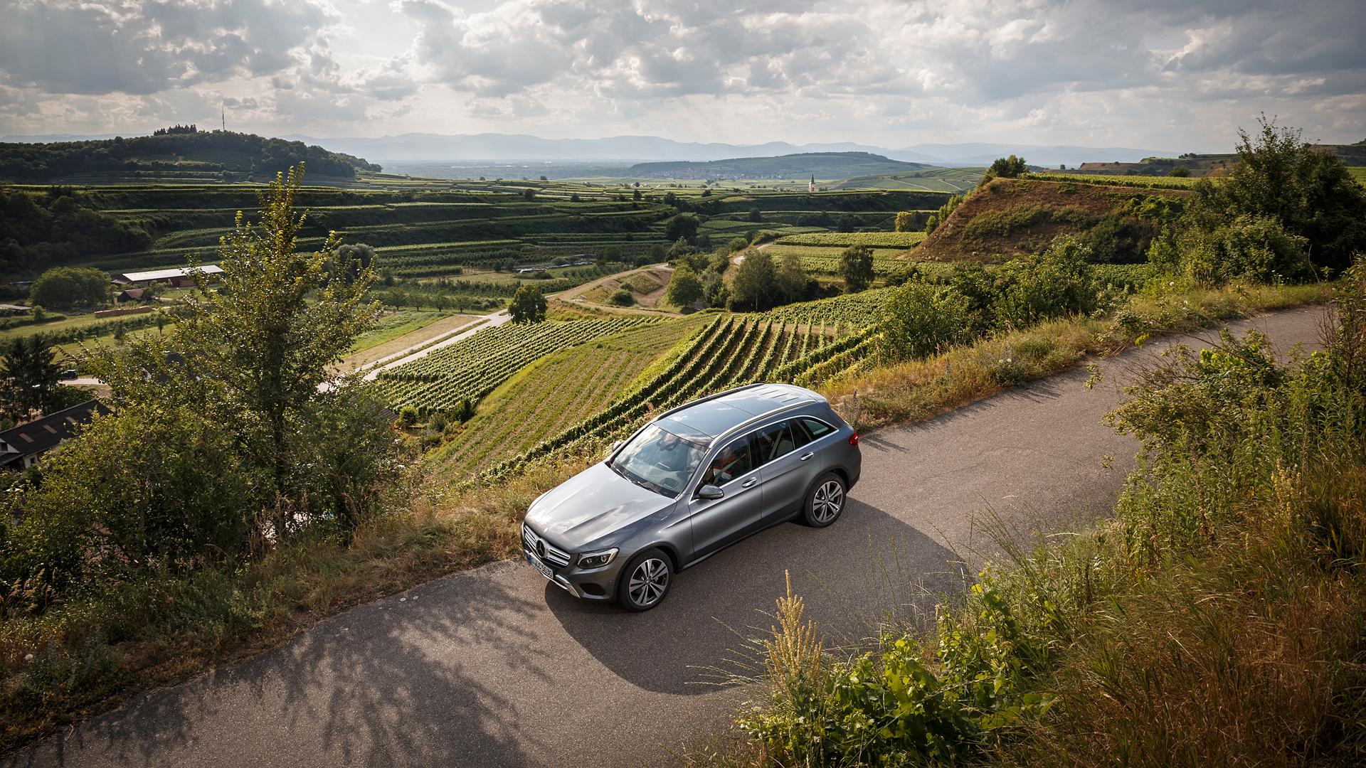 Кому и почему понравится преемник кроссовера Mercedes-Benz GLK. Фото 3