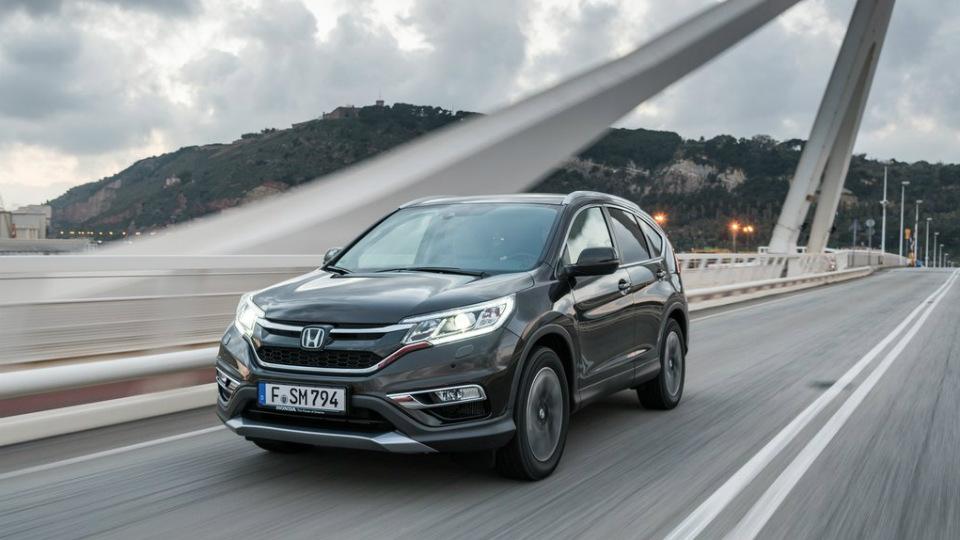 Сервис «Яндекс.Навигатор» будет доступен для обновленного Honda CR-V
