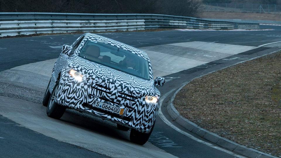 Премьера новой модели состоится на Франкфуртском автосалоне