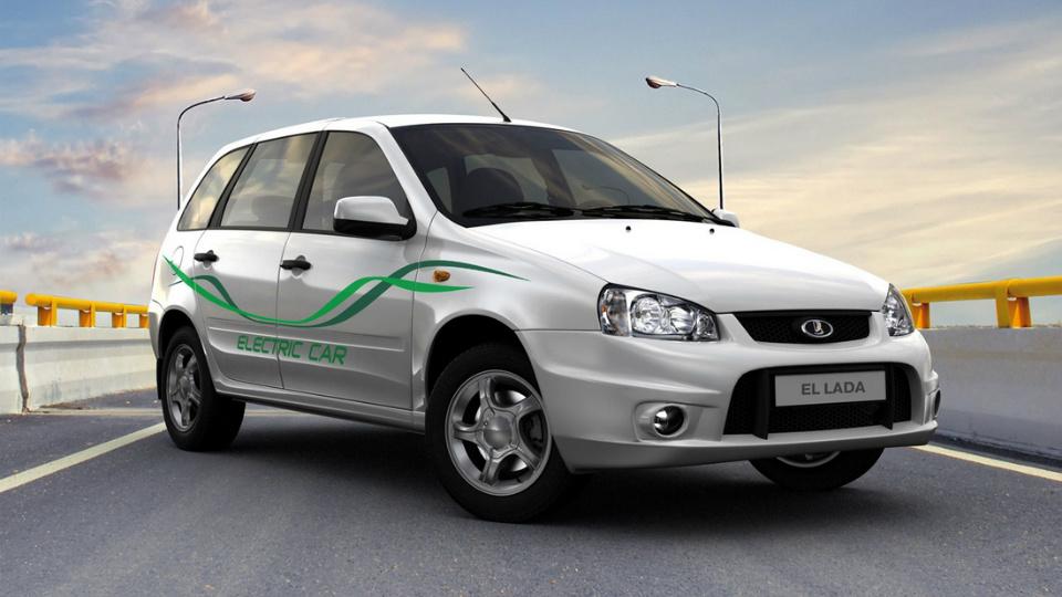 «АвтоВАЗ» выпустит электрокар El Lada нового поколения в 2015 году