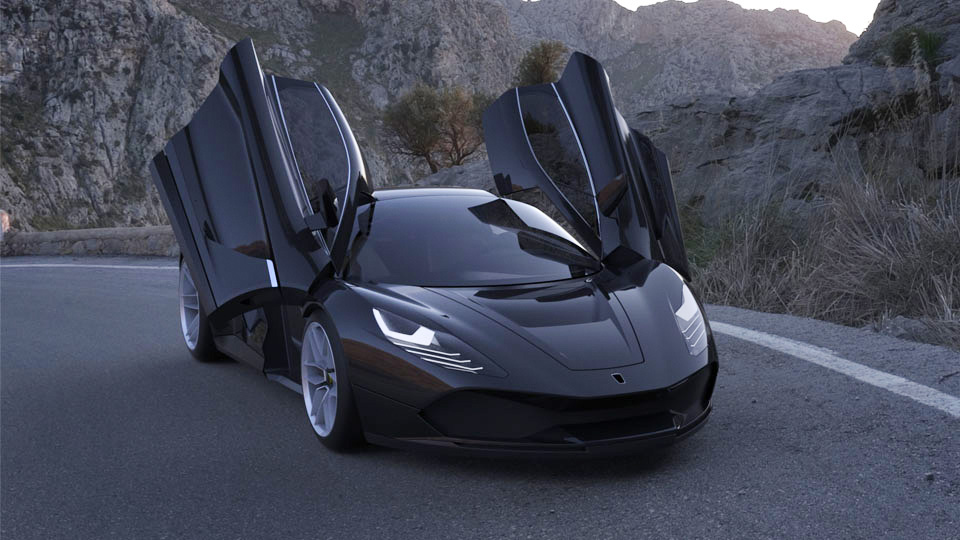 Создатель суперкара Marussia готовит конкурента Pagani и Koenigsegg
