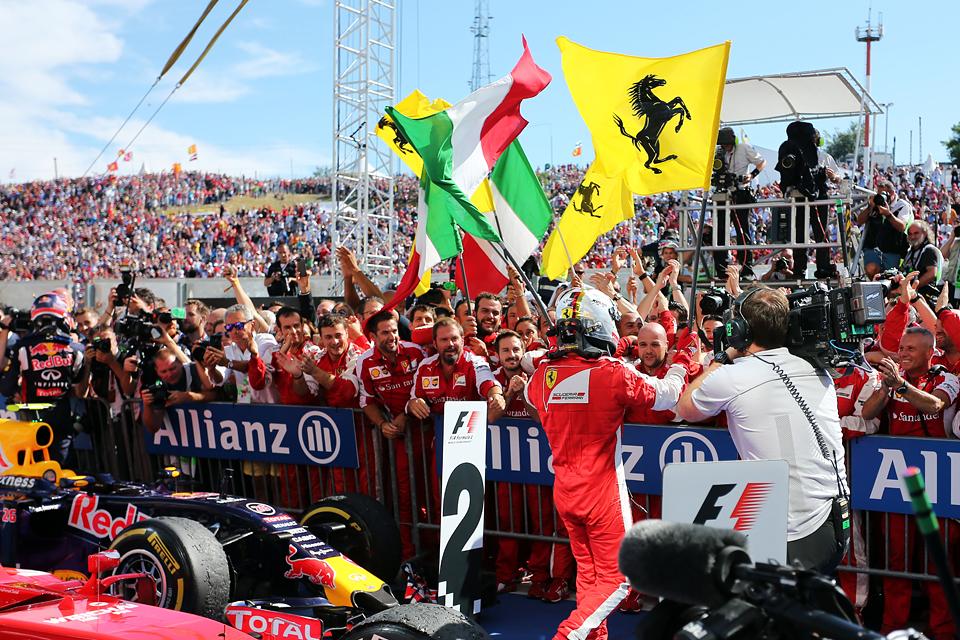 На Гран-при Венгрии Даниил Квят уступил только четырехкратному чемпиону мира. Фото 3