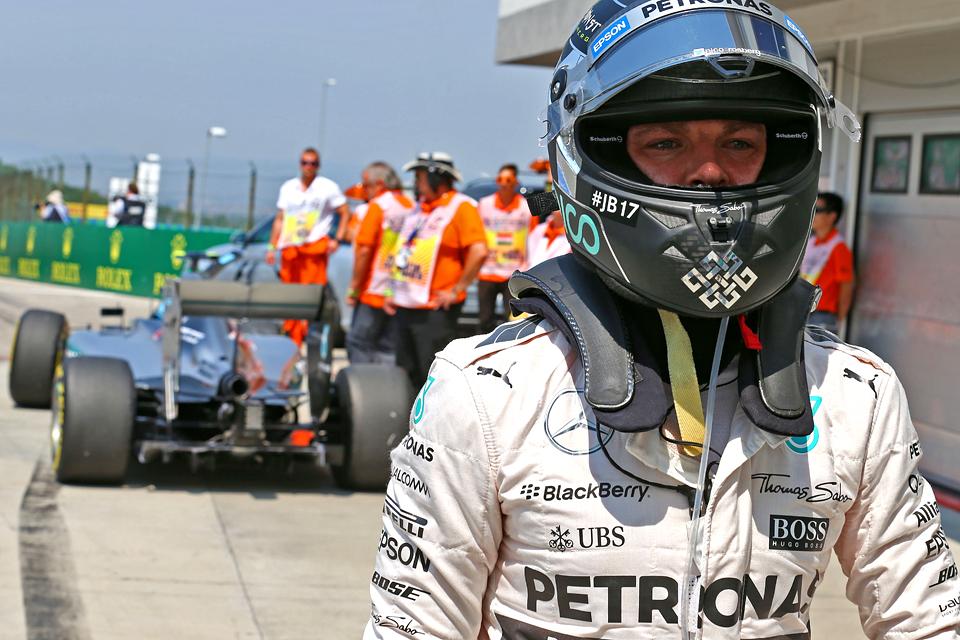 На Гран-при Венгрии Даниил Квят уступил только четырехкратному чемпиону мира. Фото 4