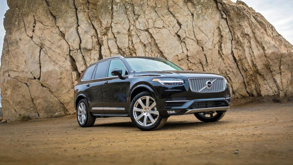 Volvo отзовет в России новые XC90