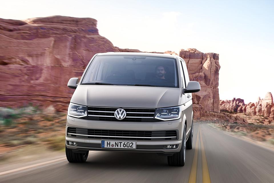 Тест нового VW Multivan, который научился быть добрым. Фото 2
