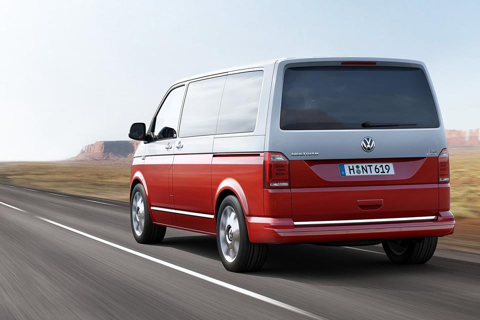 Тест нового VW Multivan, который научился быть добрым. Фото 7