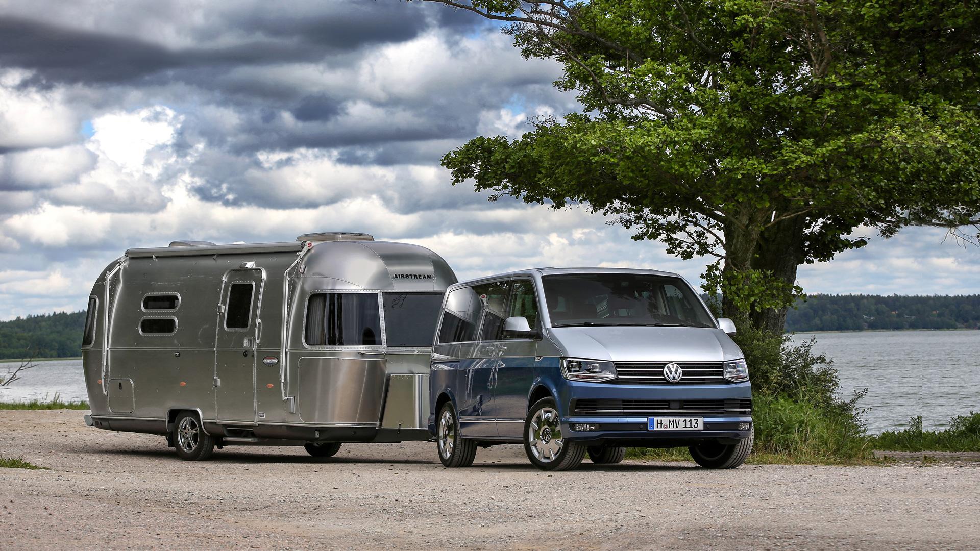 Тест нового VW Multivan, который научился быть добрым. Фото 6