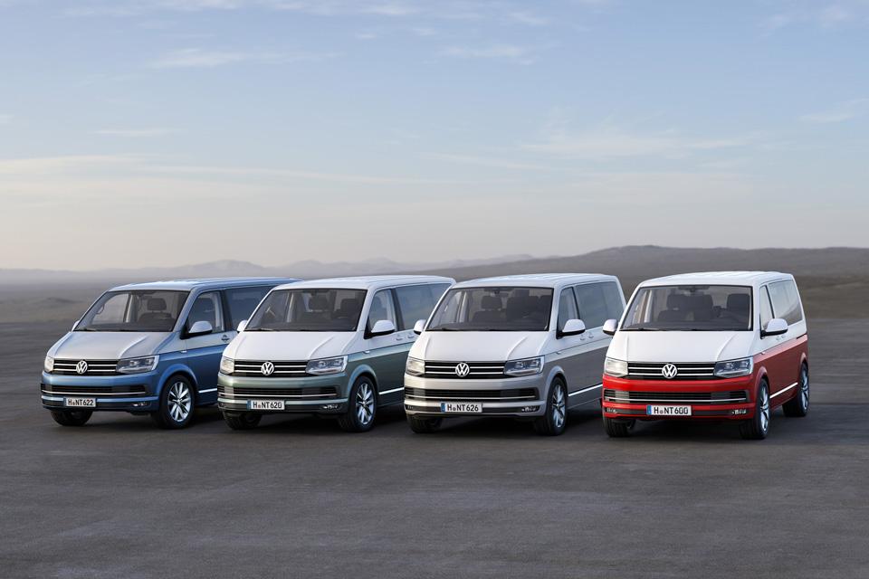Тест нового VW Multivan, который научился быть добрым
