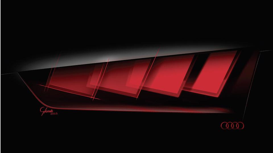 Audi привезет во Франкфурт «прорывную» светотехнику