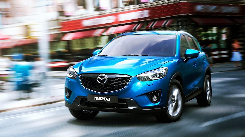 В России отзовут седаны Mazda6 и кроссоверы CX-5