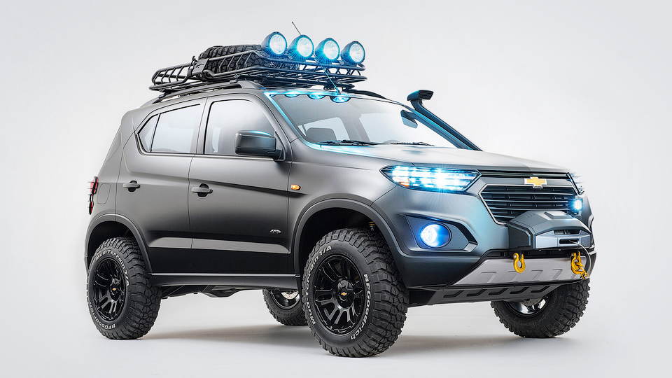 «GM-АвтоВАЗ» попросил на новую «Ниву» 12 миллиардов рублей