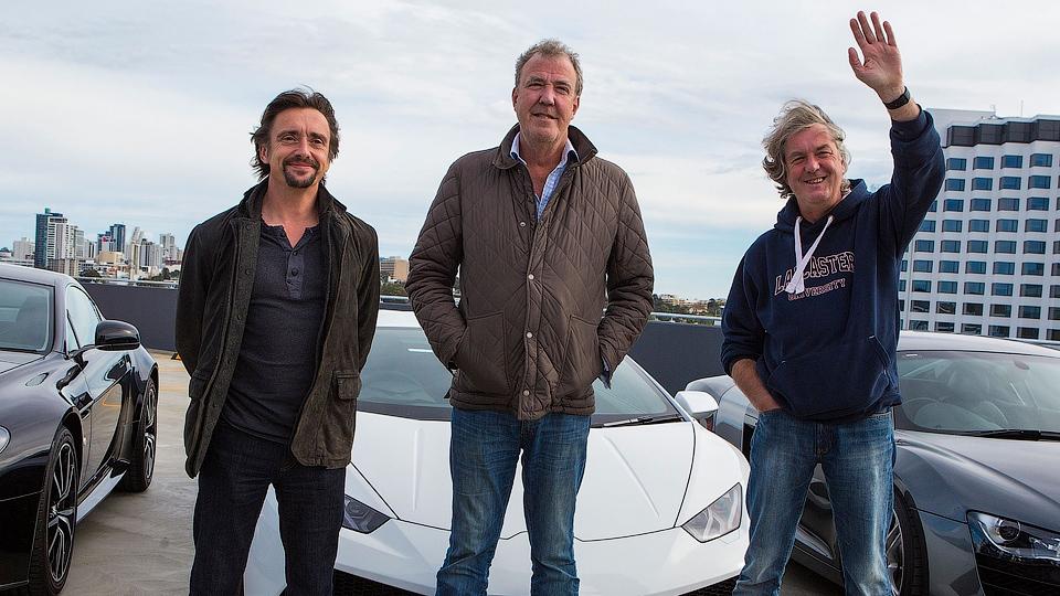 Новое автошоу Кларксона, Хаммонда и Мэя выйдет на сервисе Amazon