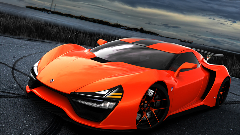 Фирма Trion будет продавать 2000-сильное купе вместе со своими акциями