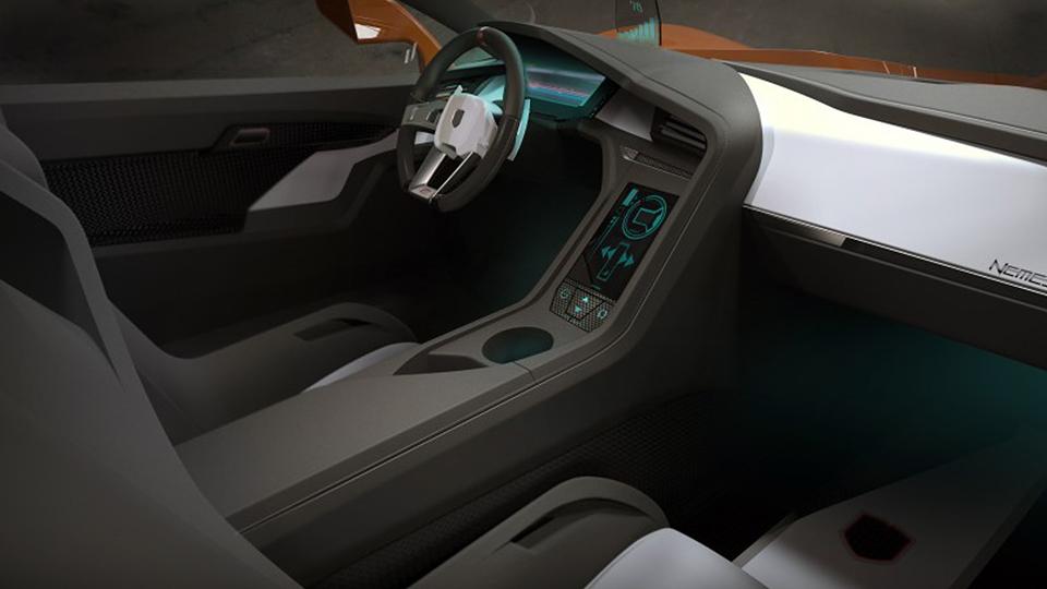 Разработчик гиперкара Nemesis включил в цену машины два процента акций