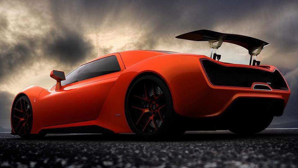 Разработчик гиперкара Nemesis включил в цену машины два процента акций. Фото 1