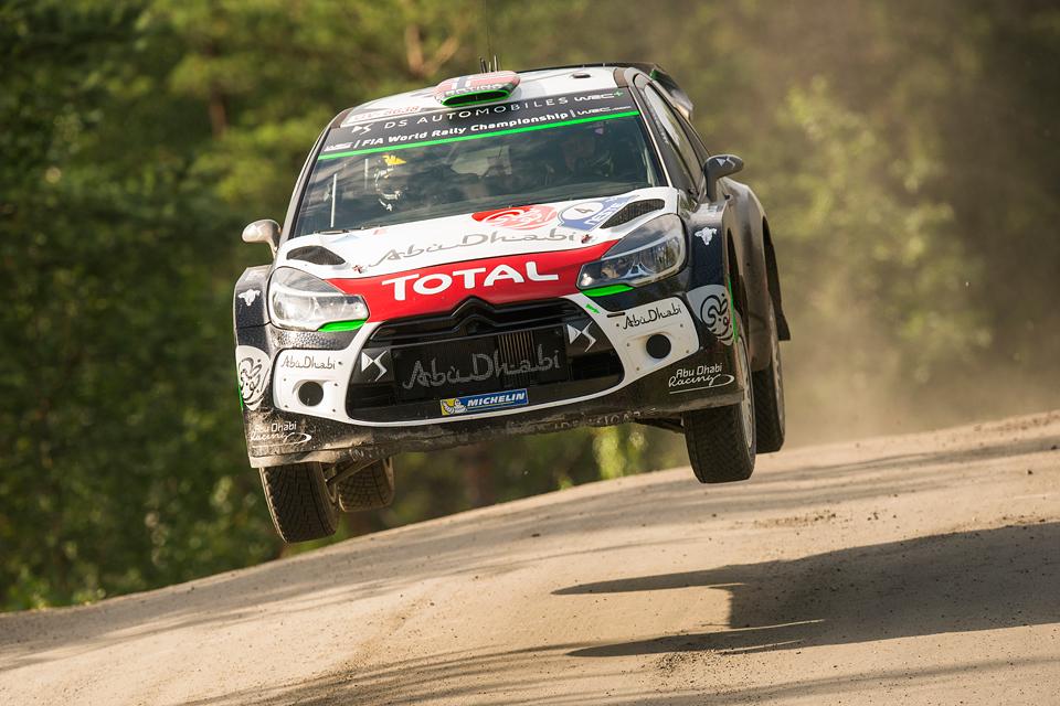 Яри-Матти Латвала выиграл домашний этап WRC. Фото 3