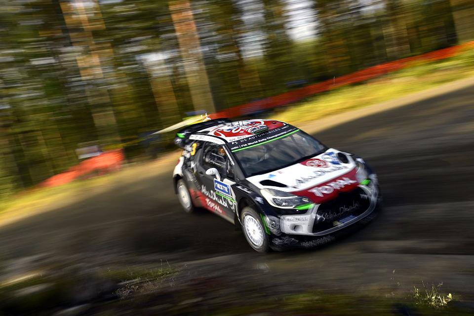 Яри-Матти Латвала выиграл домашний этап WRC. Фото 4