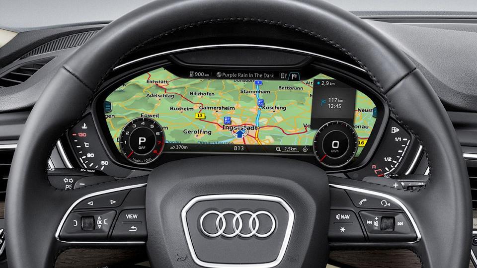 BMW, Audi и Daimler купили карты Nokia за 2,8 миллиарда евро