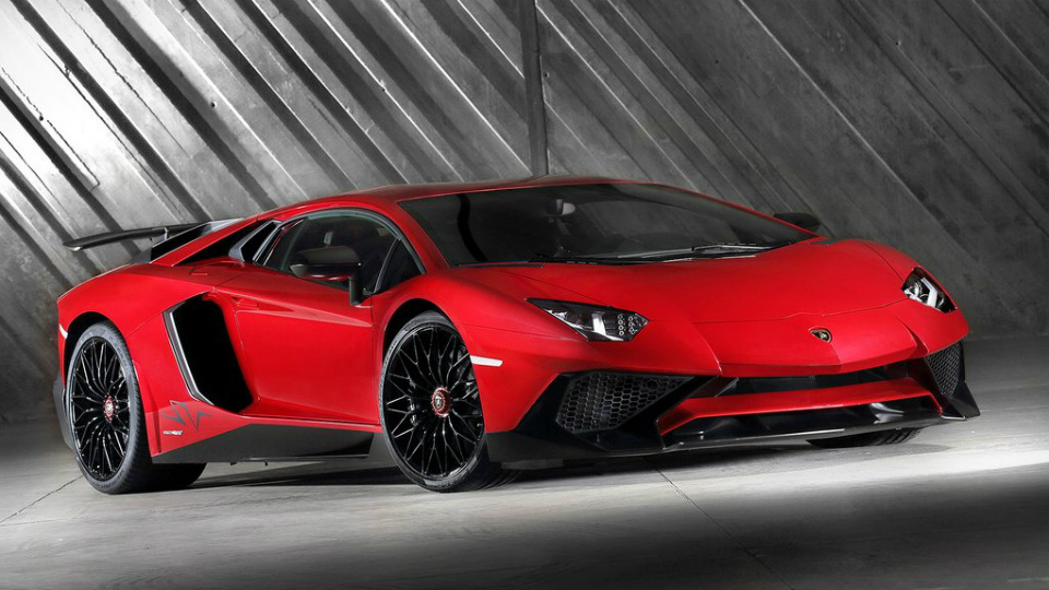 Lamborghini построит «гипербыстрый» суперкар