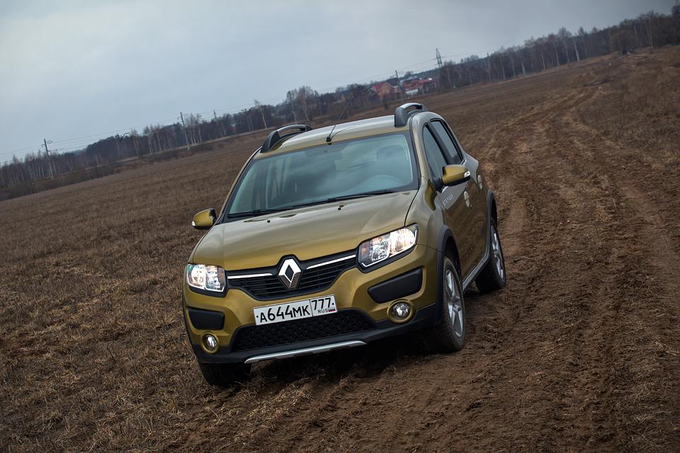 Улучшение слуха и вправление суставов – длительный тест Renault Sandero Stepway