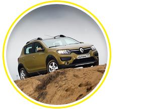 Улучшение слуха и вправление суставов – длительный тест Renault Sandero Stepway. Фото 7