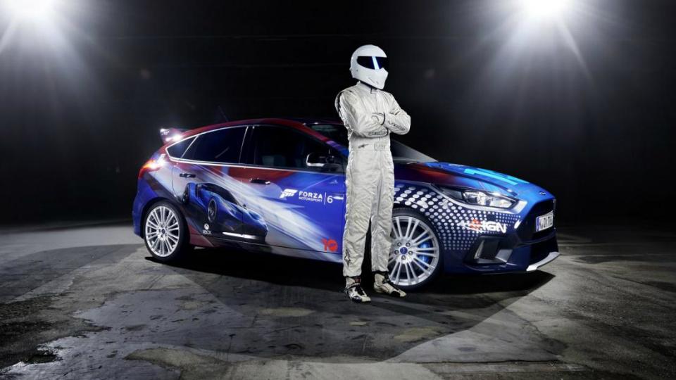 Ford посвятил особый Focus RS гоночному симулятору