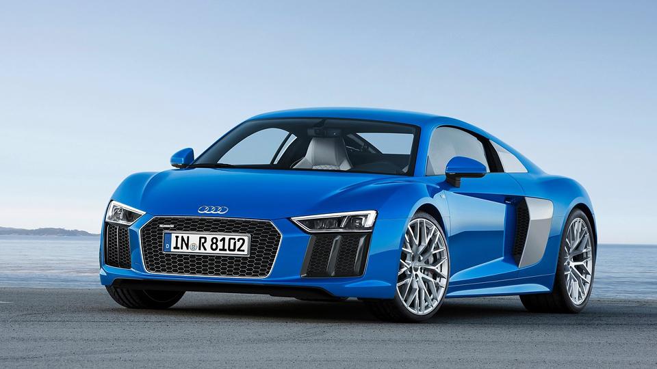 Журналисты узнали мощность турбоверсии Audi R8