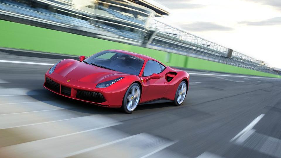 В Австралии очередь на Ferrari 488 GTB растянется на четыре года