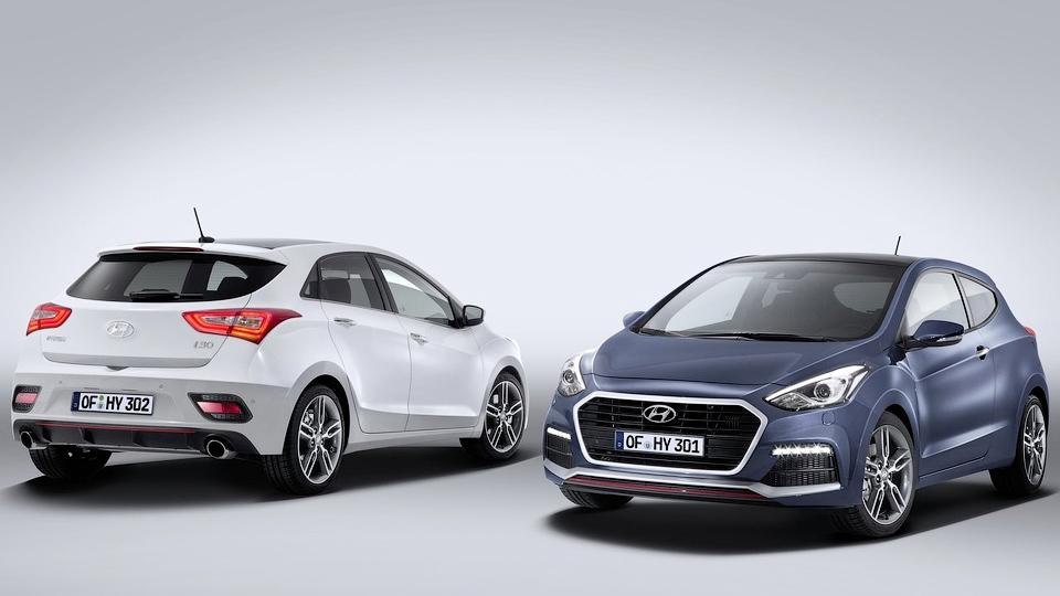 «Горячий» Hyundai i30 получит полный привод и 300-сильный мотор