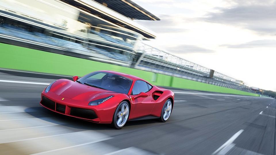 Ferrari подготовит гоночное купе 488 GTB через полтора года