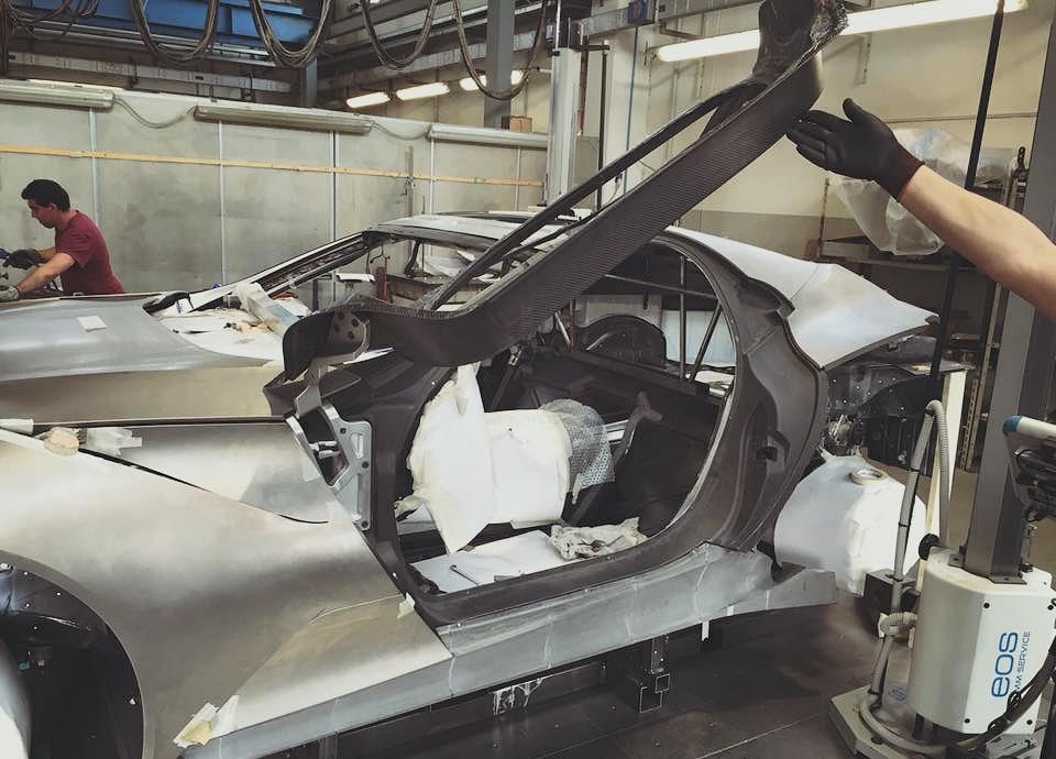 В Пеббл-Бич дебютирует обновленная версия купе Icona Vulcano