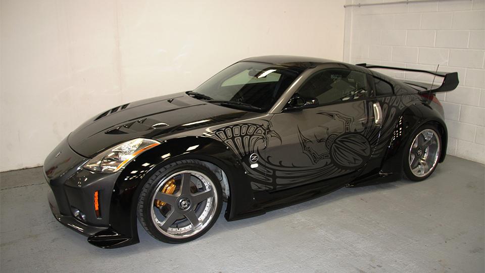 Nissan из «Тройного форсажа» сравнялся в цене с Ferrari California