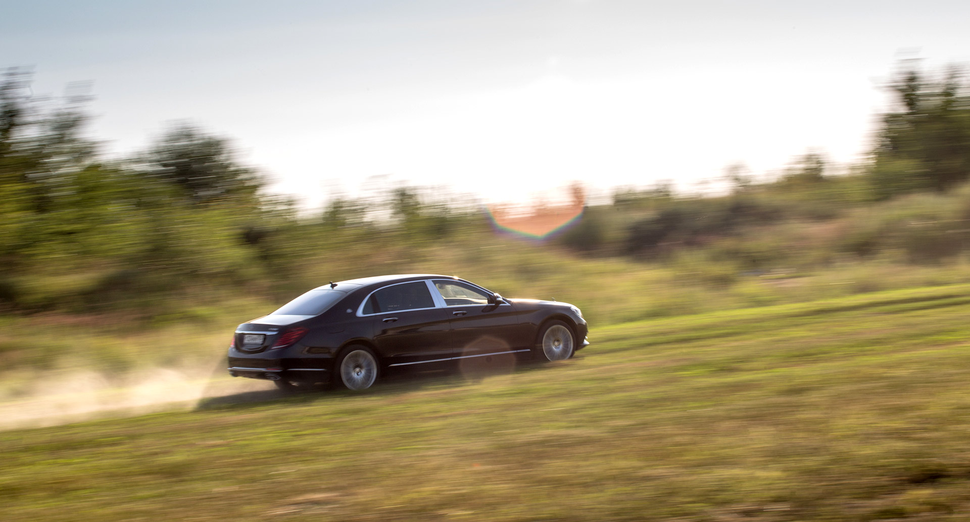 Три дня в роли наемного водителя Mercedes-Maybach. Фото 9