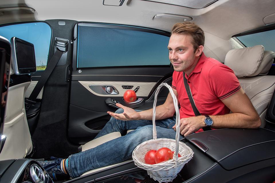 Три дня в роли наемного водителя Mercedes-Maybach. Фото 12