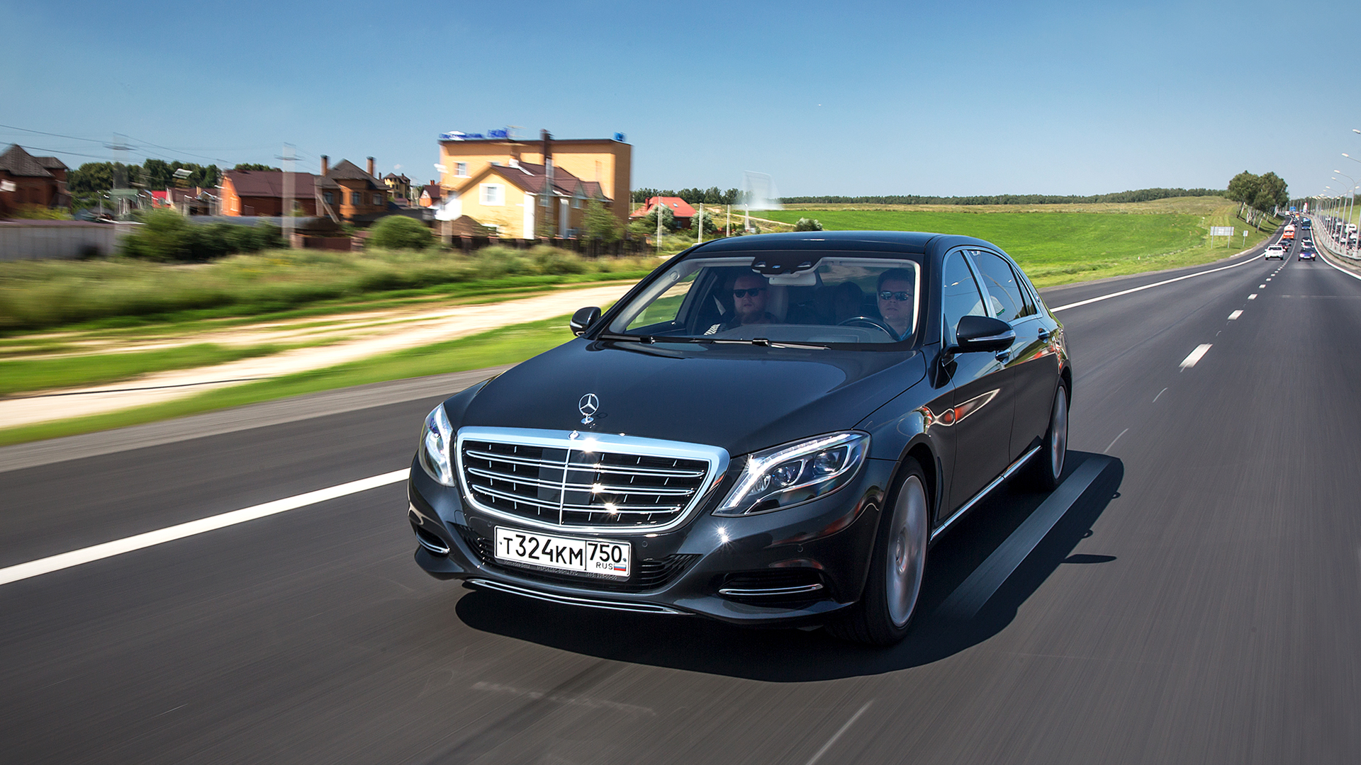Три дня в роли наемного водителя Mercedes-Maybach. Фото 1