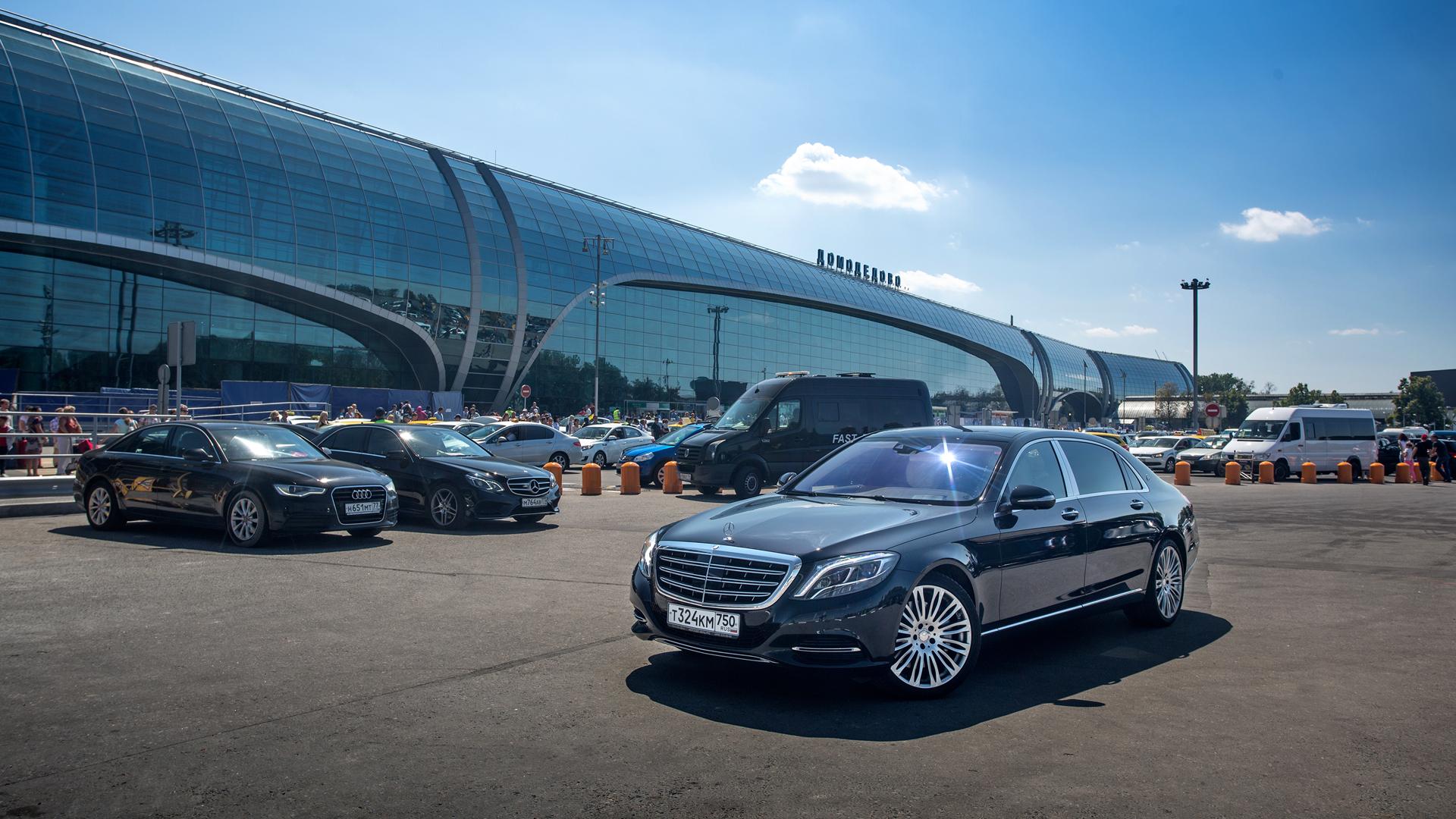 Три дня в роли наемного водителя Mercedes-Maybach. Фото 4