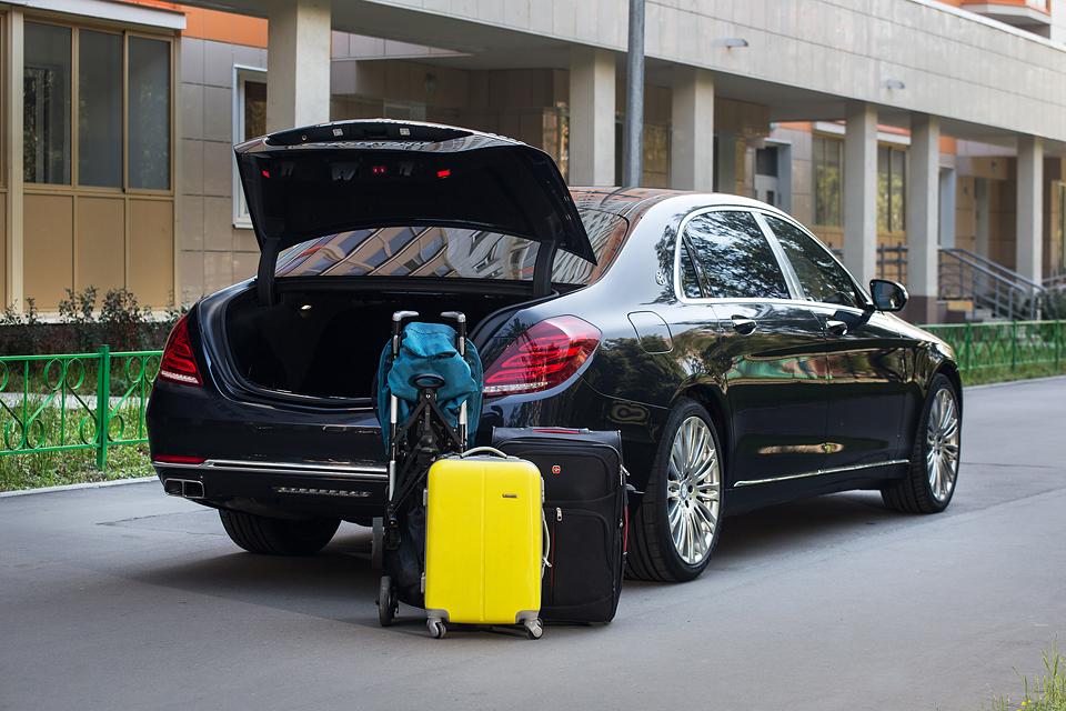 Три дня в роли наемного водителя Mercedes-Maybach. Фото 5