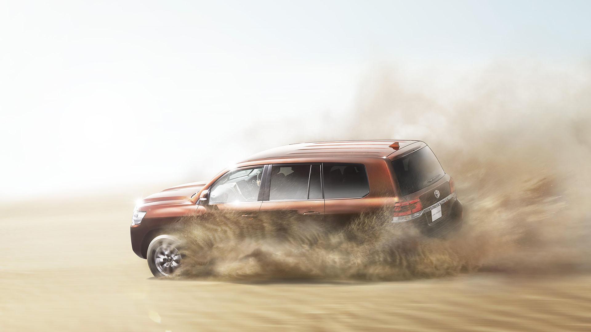 Что изменилось в Toyota Land Cruiser 200. Фото 1