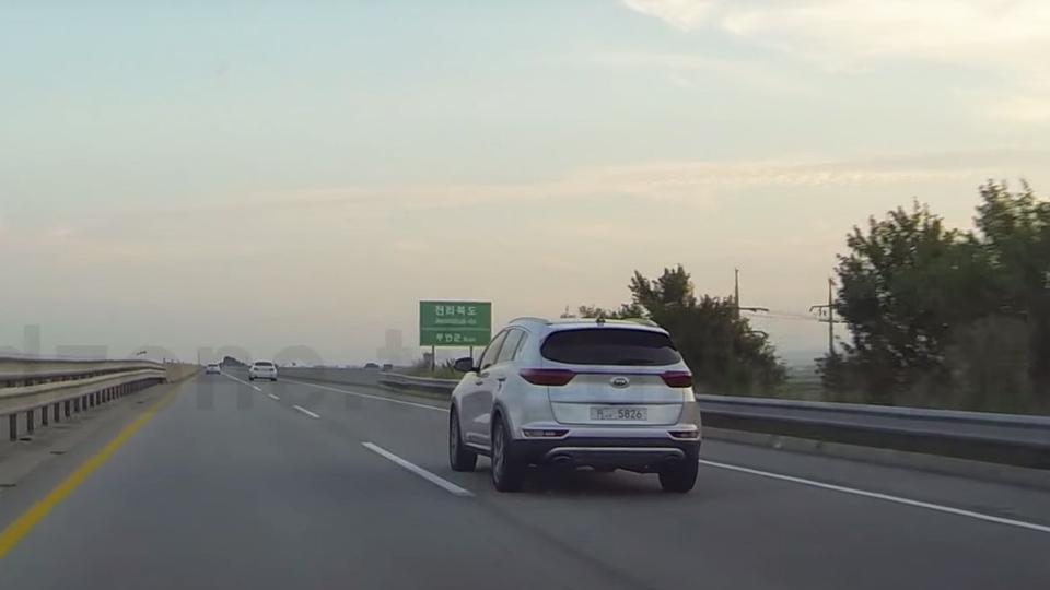 Новый Kia Sportage раскрыли на видео