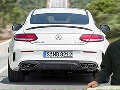 Купе Mercedes-Benz C63 AMG представят 19 августа
