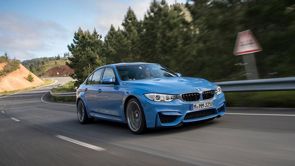 BMW M3 превратят в гибрид