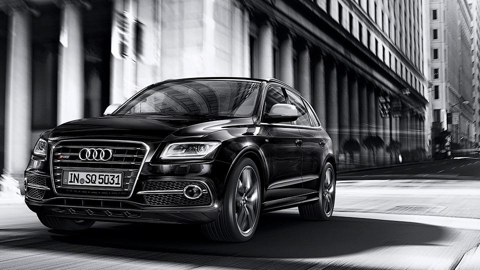 Audi отзовет в России кроссоверы SQ5