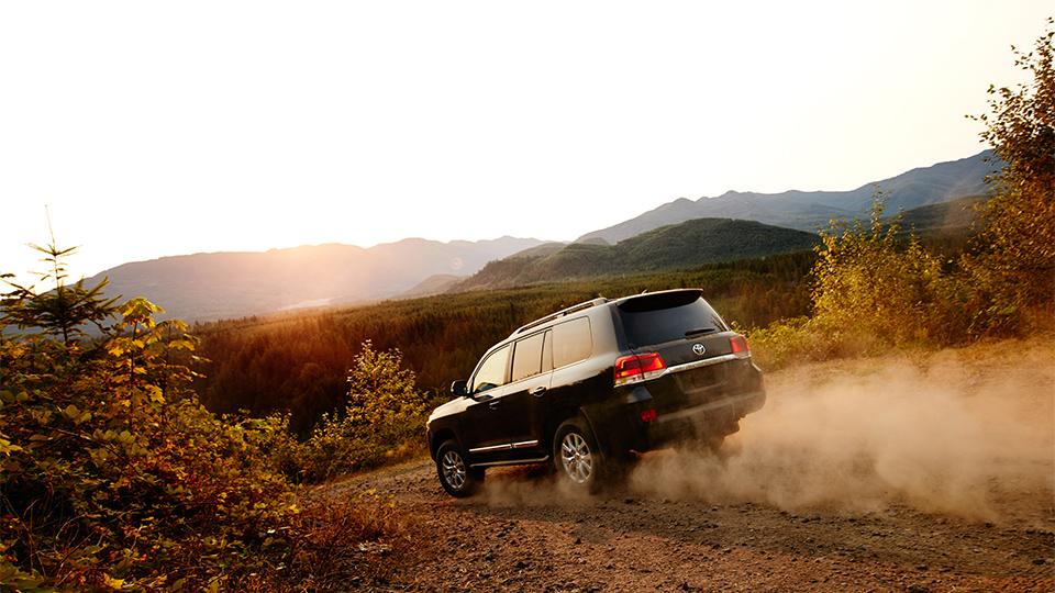«Тойота» представила обновленный Land Cruiser для американского рынка. Фото 1