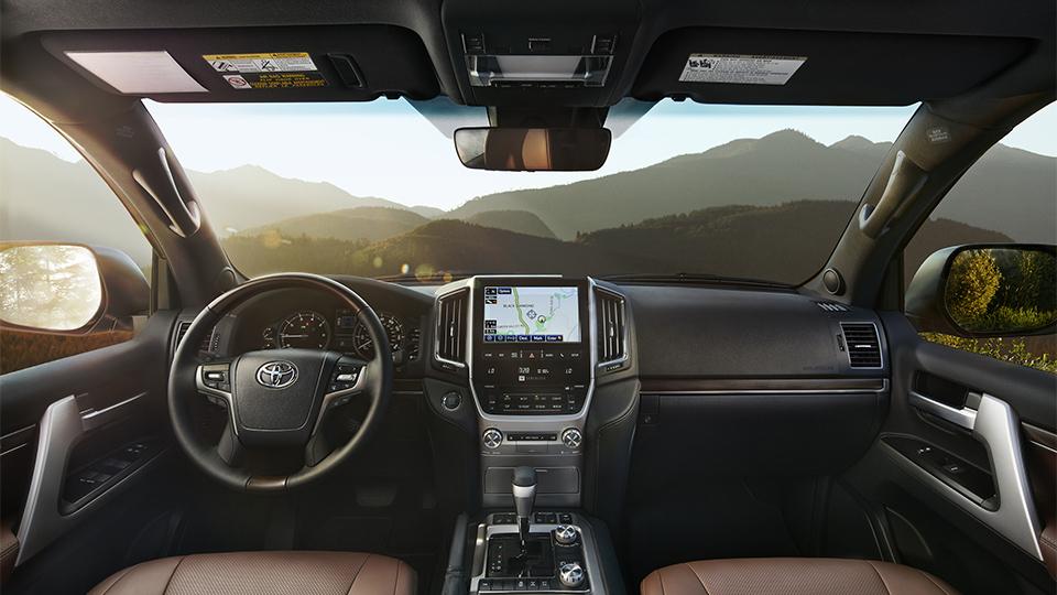 «Тойота» представила обновленный Land Cruiser для американского рынка