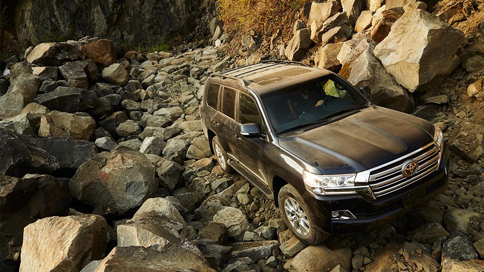 «Тойота» представила обновленный Land Cruiser для американского рынка. Фото 2